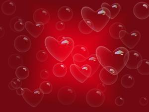 heartBubbles